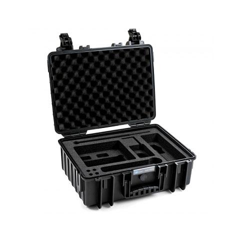 B&W ProAudio B&W Case für div. Shure Systeme