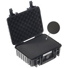 B&W International ProAudio 1000/B/SI/PA « Case de transporte