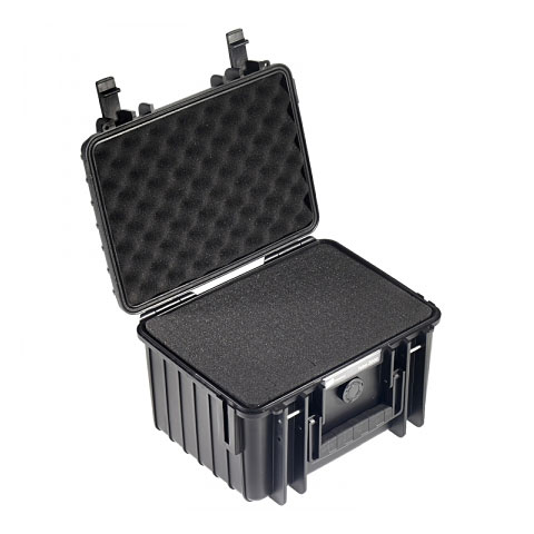 Transportcase B&W International ProAudio 2000/B/SI/PA