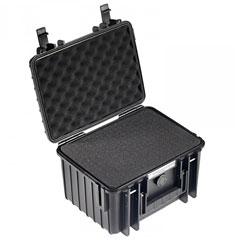 B&W ProAudio B&W ProAudio Case 2000 black « Equipmentcase