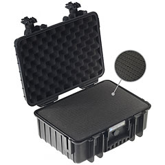 B&W International ProAudio 4000/B/SI/PA « Case de transporte