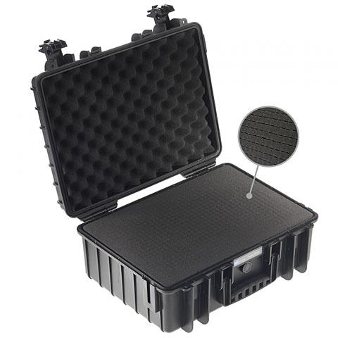 B&W ProAudio B&W ProAudio Case 5000 black
