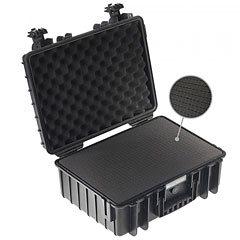 B&W International ProAudio 5000/B/SI/PA « Case de transporte
