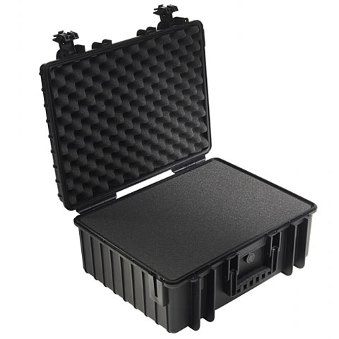 B&W ProAudio B&W ProAudio Case 6000 black