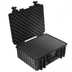 B&W International ProAudio 6000/B/SI/PA « Case de transporte