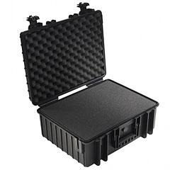 B&W ProAudio B&W ProAudio Case 6000 black « Equipmentcase
