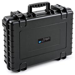 B&W ProAudio B&W ProAudio Case 6040 black « Equipmentcase