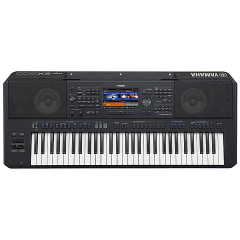 Synthétiseur Yamaha PSR-SX900