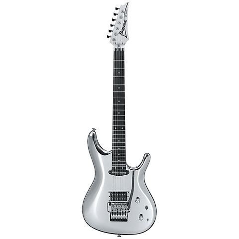 Ibanez JS1CR Joe Satriani Chrome 2019 « Guitarra eléctrica