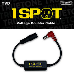 Truetone 1 Spot Voltage Doubler « Alimentation/câble