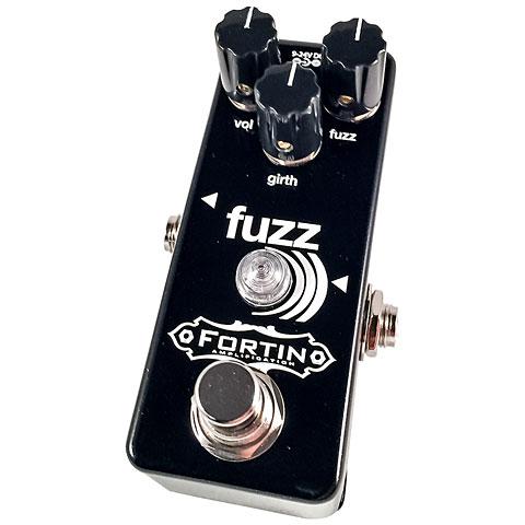 Pedal guitarra eléctrica Fortin Fuzz )))