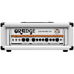 Orange Crush Pro CR120H White limited Edition « Tête ampli guitare