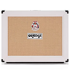 "Orange PPC212 Open Back, 2x12"" White limited Edition « Baffle guitare élec."