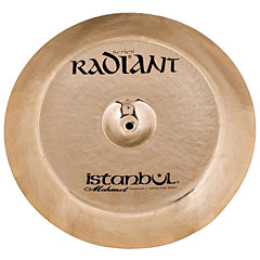 "Istanbul Mehmet Radiant 17"" Sweet China « Chinese-Cymbal"