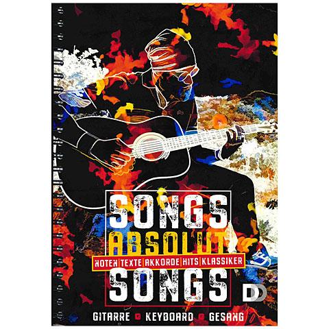 Songbook DD Verlag Songs Absolut Songs