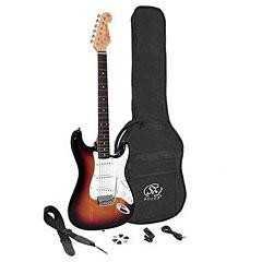 SX Guitars SE1SK-3TS « E-Gitarren Set