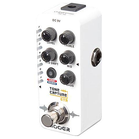 Pedal guitarra eléctrica Mooer Tone Capture GTR