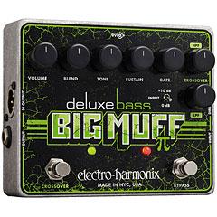 Electro Harmonix Deluxe Bass Big Muff PI « Pedal bajo eléctrico