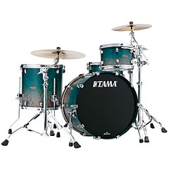 Tama Starclassic Walnut/Birch 3pc Satin Sapphire Fade « Batterie acoustique