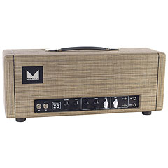 Morgan Dual 20 Driftwood « Guitar Amp Head