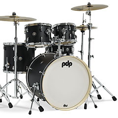 "pdp Spectrum 22"" Ebony Stain Shellset with Hardware « Batterie acoustique"
