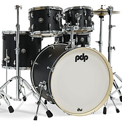 "pdp Spectrum 22"" Ebony Stain Shellset « Batterie acoustique"