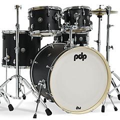 """pdp Spectrum 22"""" Ebony Stain Shellset « Drum Kit"""