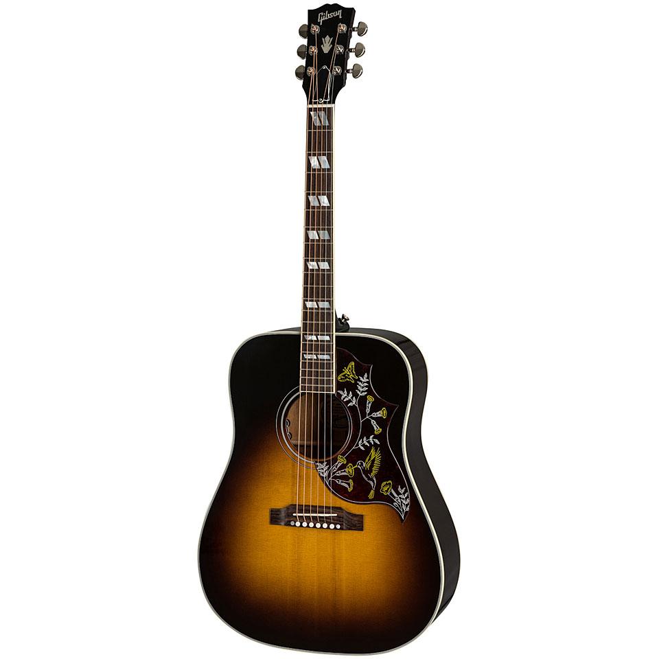 Westerngitarren - Gibson Hummingbird VS Westerngitarre - Onlineshop Musik Produktiv