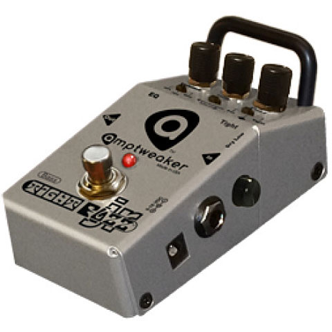 Pedal bajo eléctrico Amptweaker Bass TightFuzz JR.