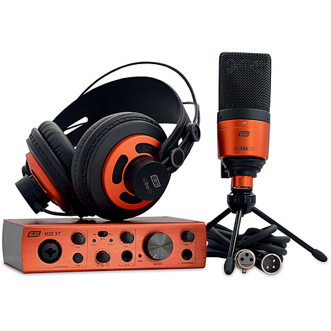 Audio Interface ESI U22 XT cosMik Set USB