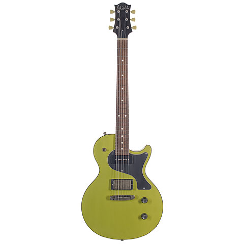 Nik Huber Krautster II Candy Apple Green « E-Gitarre
