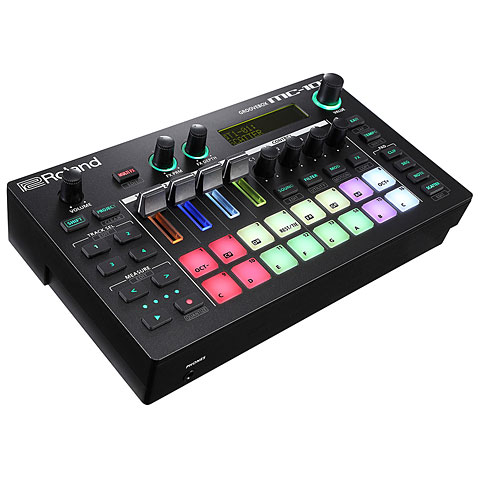 DJ Groovebox Roland MC-101 Groovebox