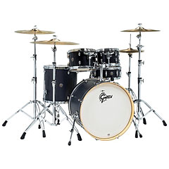 "Gretsch Drums Catalina Birch 22"" Ebony Satin « Drumstel"