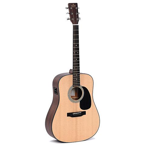 Guitarra acústica Sigma Guitars SDM-STE+