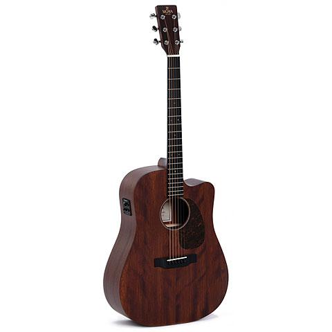 Guitarra acústica Sigma Guitars DMC-15E+
