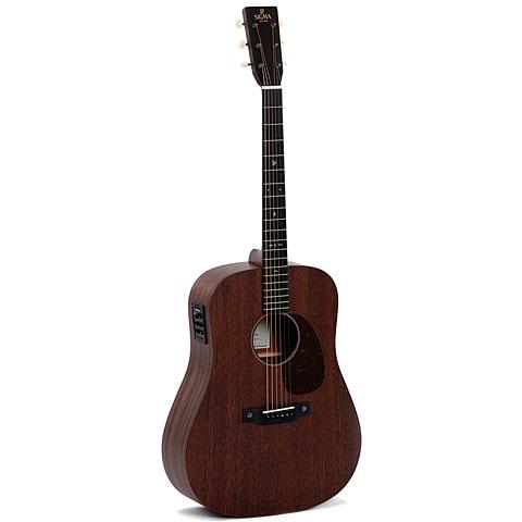 Guitarra acústica Sigma Guitars SDM-15E+