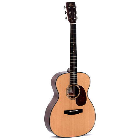 Guitarra acústica Sigma Guitars 000M-18+
