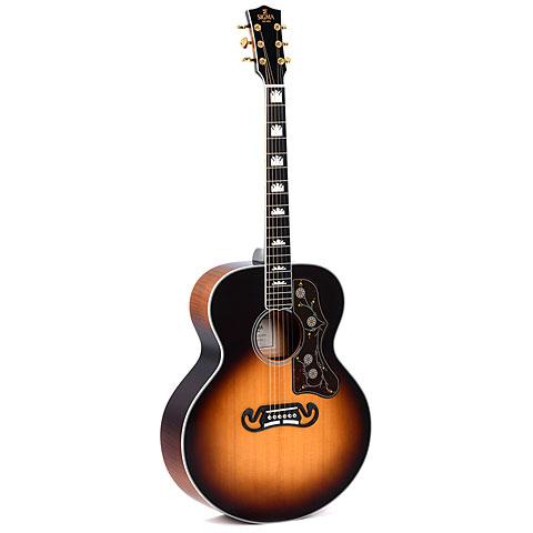 Guitarra acústica Sigma Guitars GJA-SG200+