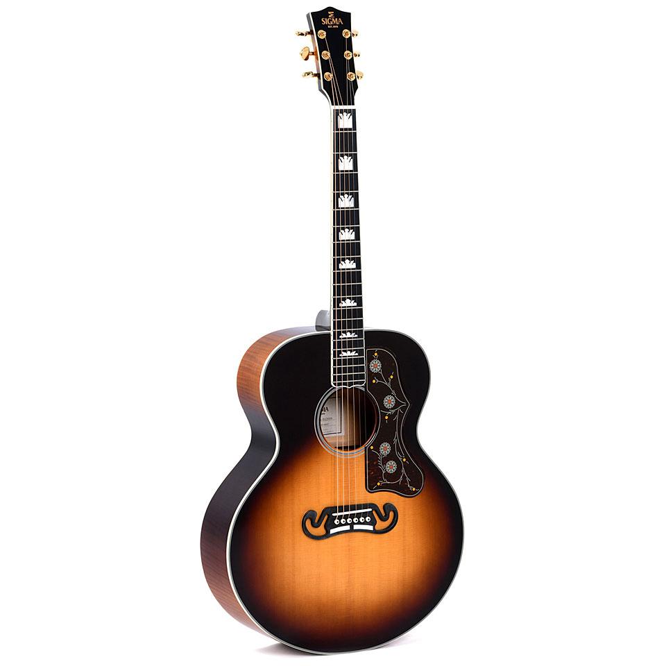 Westerngitarren - Sigma Guitars GJA SG200 Westerngitarre - Onlineshop Musik Produktiv