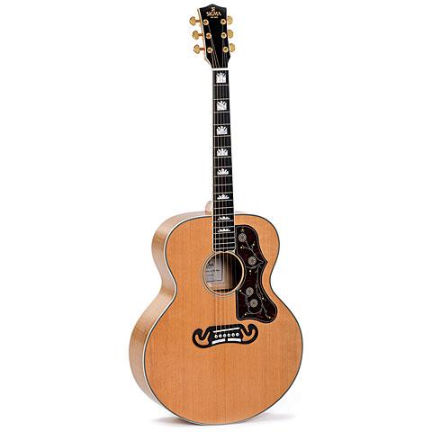 Guitarra acústica Sigma Guitars GJA-SG200-AN+