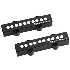 Seymour Duncan Quarter-Pound Jazz Bass - SJ5-3S « Electric Bass Pickup