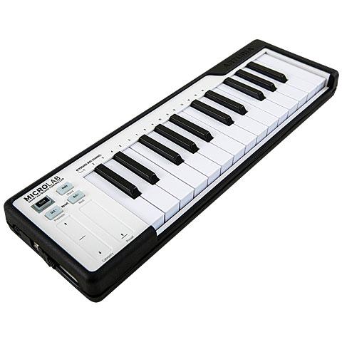 Master Keyboard Arturia MicroLab Black