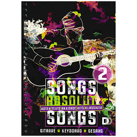 Cancionero 3D-Verlag Songs Absolut Songs 2