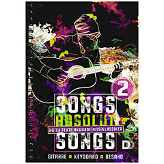 3D-Verlag Songs Absolut Songs 2 « Cancionero