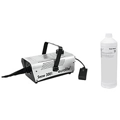 Eurolite Set Snow 3001 Snow machine + fluid 1l « Snow Machine