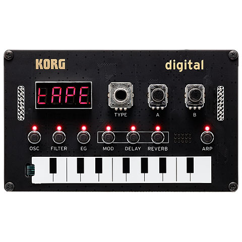 Synthesizer Korg NU: Tekt NTS-1