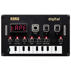 Korg NU: Tekt NTS-1 « Synthesizer