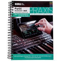 Korg Das Pa4X Praxishandbuch « Technical Book