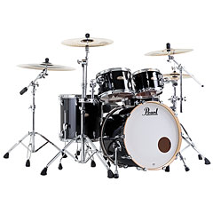 "Pearl Session Studio 22"" Piano Black Shellset « Batería"