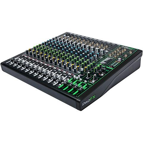 Mesa de mezclas Mackie ProFX16v3